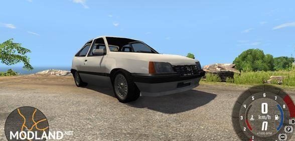 Opel Kadett E Coupe [0.5.6]